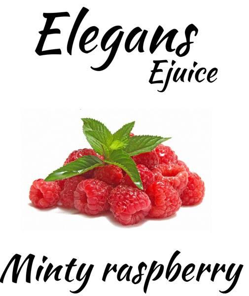 Bilde av Elegans - Minty Raspberry, Ejuice 50/60 ml