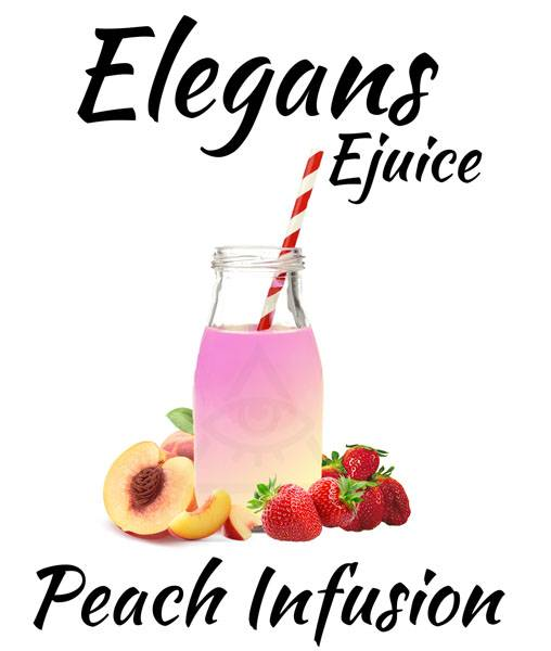 Bilde av Elegans - Peach Infusion, Ejuice 50/60 ml