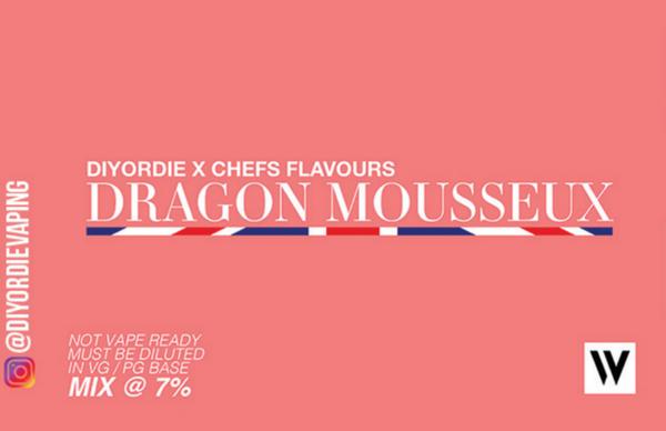Bilde av Diyordie - Dragon Mousseux , Konsentrat 30 ml