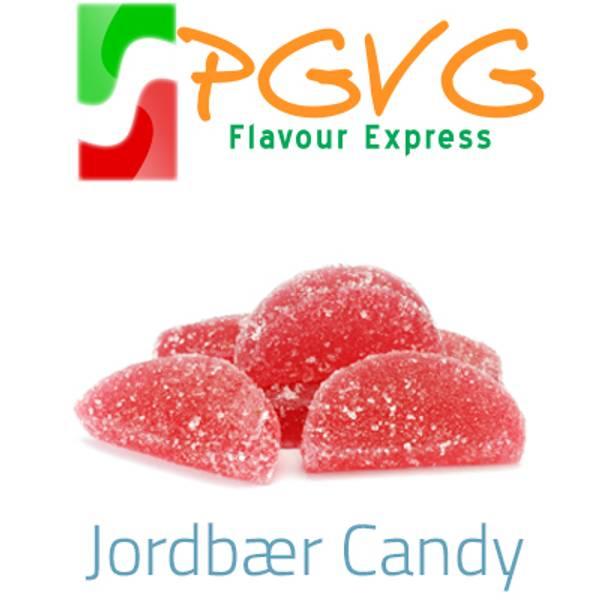 Bilde av PGVG Flavour Express- Jordbær Candy, Aroma