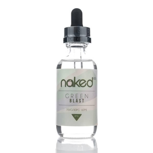 Bilde av Naked 100 - Green Blast, Ejuice 50/60 ml