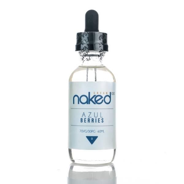 Bilde av Naked 100 Cream - Azul Berries, Ejuice 50/60 ml