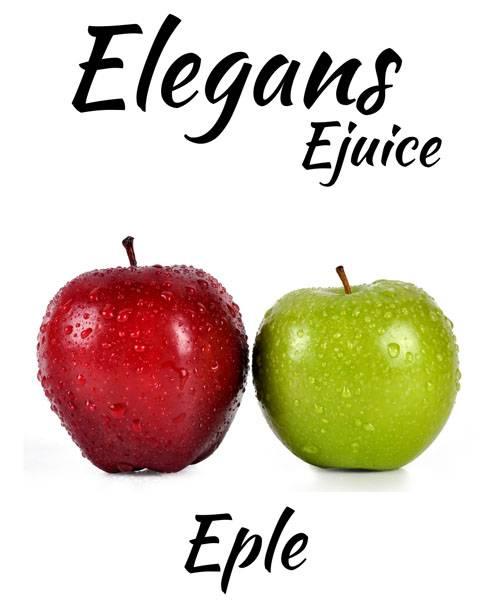 Bilde av Elegans - Eple, Ejuice 50/60 ml