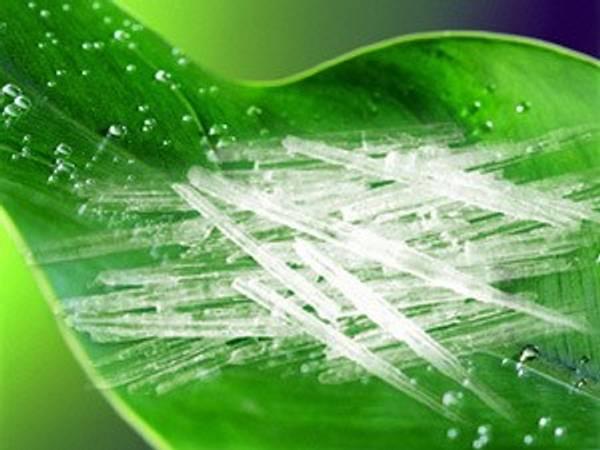 Bilde av Menthol, Krystaller 25 gram