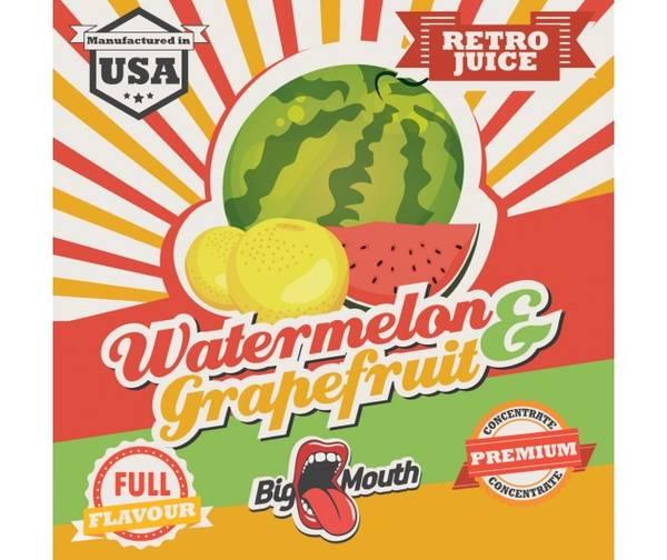Bilde av Big Mouth Retro - Watermelon and Grapefruit,