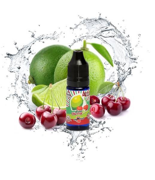 Bilde av Big Mouth Retro - Lime & Cherry, Konsentrat 30 ml