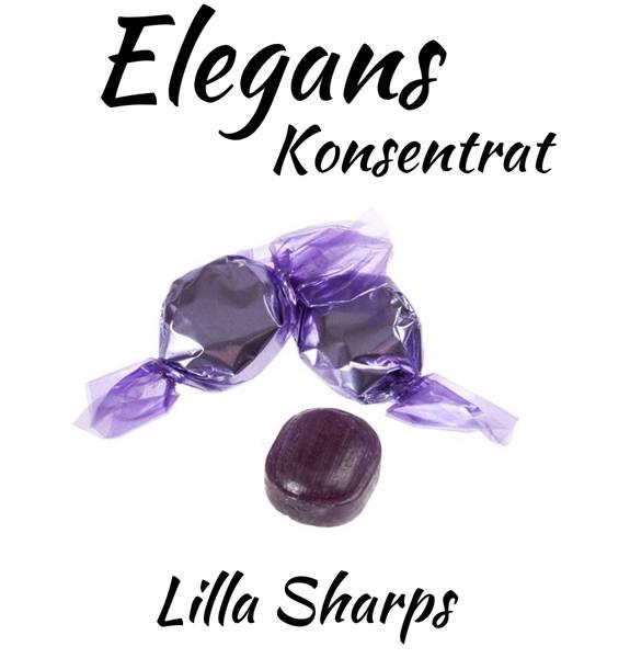 Bilde av Elegans - Lilla Sharps, Konsentrat 30 ml