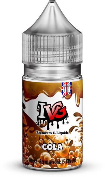 Bilde av IVG - Cola, Konsentrat 30 ml