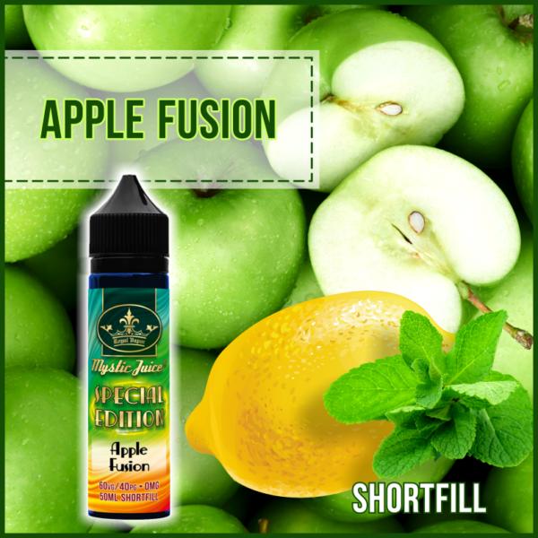 Bilde av Mystic Juice Apple Fusion , Ejuice 50/60ml