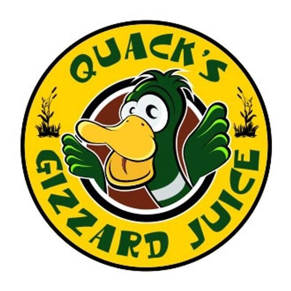 Bilde av Quacks - Gizzard Juice, Konsentrat 30 ml