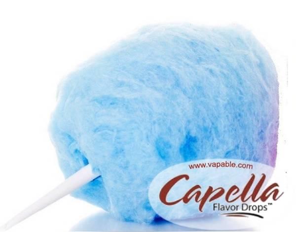 Bilde av Capella (CAP) - Blue Raspberry Cotton Candy,